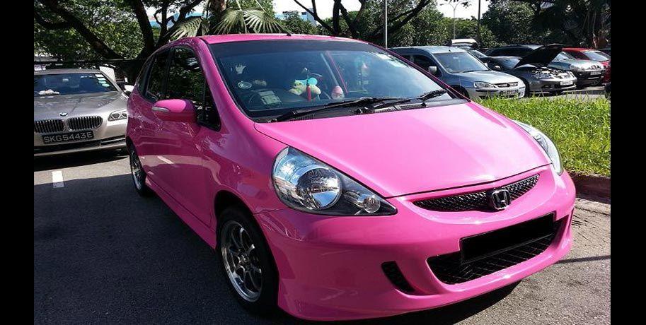 Pink Jazz