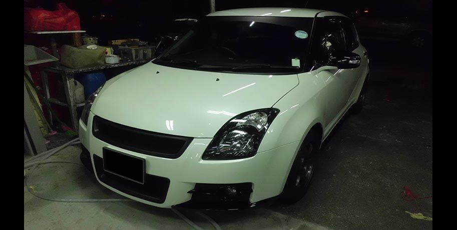 Suzuki Swift Customize