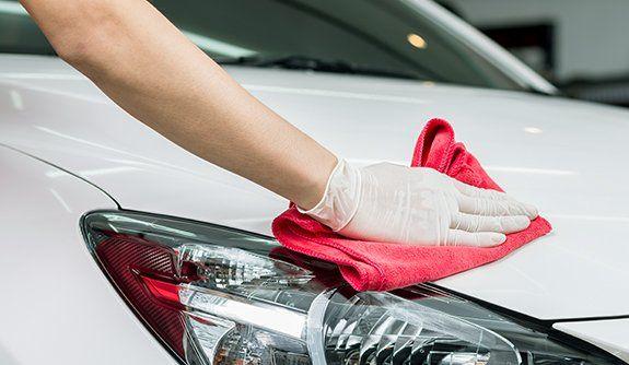 car grooming new car sin heng long motor work