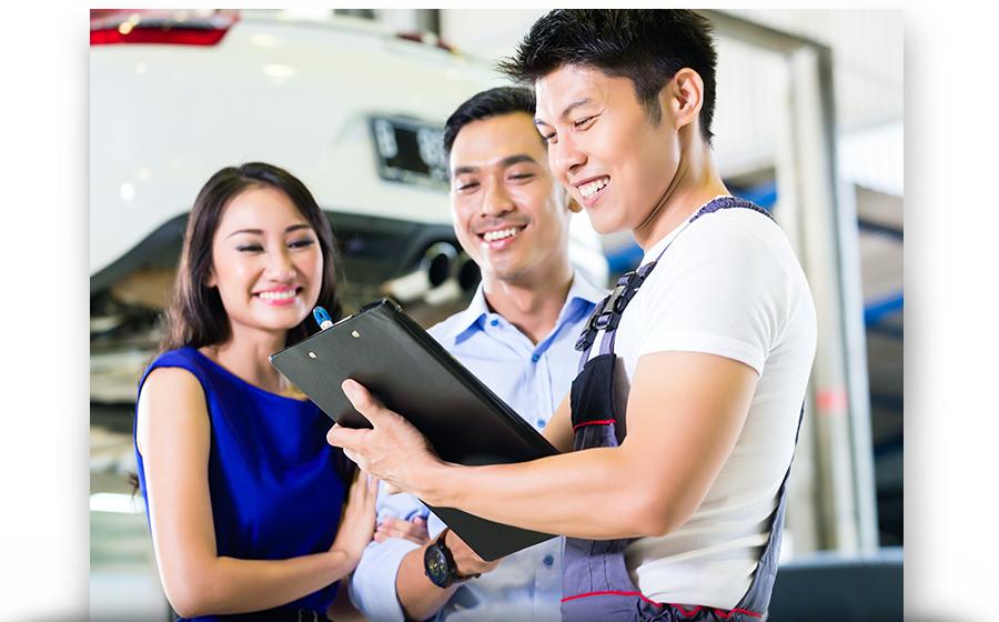 trusted relationship car workshop sin heng long motor work