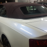 audi a4 audi a5 customized ilbi white glacier white sin heng long motor work singapore workshop car spray paint