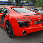 Customized-Spray-Paint-Audi-R8-Project
