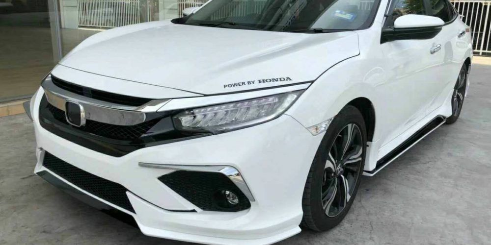 Honda Civic 2019 FC1 Bodykit Styling 1